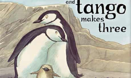 And Tango Makes Three – book banned in Singapore