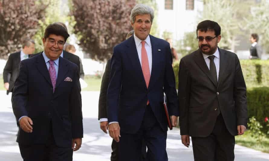 John Kerry Afghanistan