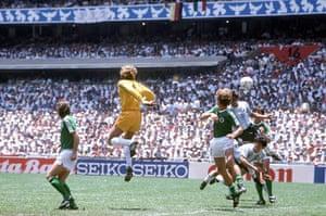 1986 world cup final: Jose Luis Brown