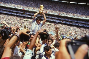 1986 world cup final: 1986 FIFA World Cup, Final Match Between Argentina and Germany