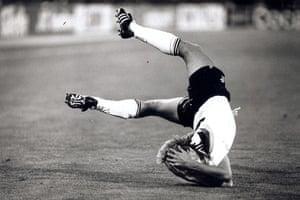 1990 world cup final: Jurgen Klinsmann