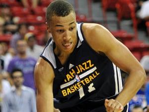 Dante Exum Impresses In First Outing For Nba Team Utah Jazz