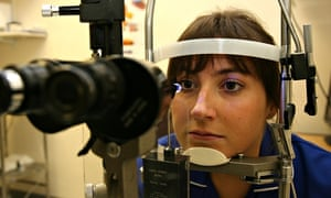 eye tests could detect early alzheimer 39 s society the guardian. Black Bedroom Furniture Sets. Home Design Ideas