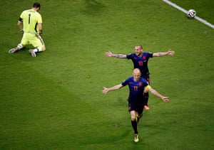 Best of the World Cup: Robben and Sneijder