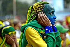 Best of the World Cup.: Brazil fan