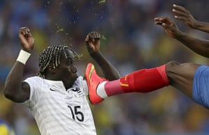 Best of the World Cup.: Group E - Ecuador vs France