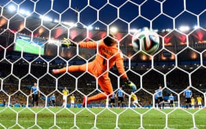 Best of the World Cup.: ***BESTPIX***Colombia v Uruguay: Round of 16 - 2014 FIFA World Cup Brazil
