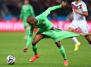 Best of the World Cup.: Germany v Algeria: Round of 16 - 2014 FIFA World Cup Brazil