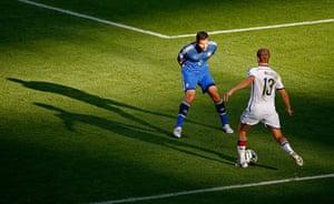 sport..: Germany v Argentina: 2014 FIFA World Cup Brazil Final