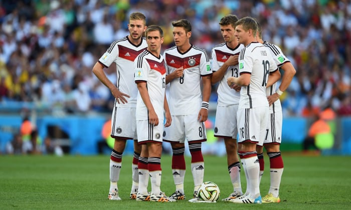 044ee387c World Cup final 2014  Germany v Argentina – as it happened