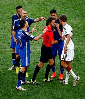 sport--: Germany v Argentina: 2014 FIFA World Cup Brazil Final