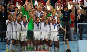 ea5d85720e1 World Cup final 2014: Germany v Argentina – as it happened | Scott ...
