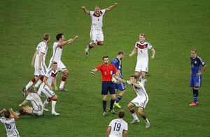 footy..: Final - Germany vs Argentina