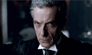 Peter Capaldi in Doctor Who series 8 trailer