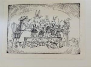 Babette gallery: Last illustration