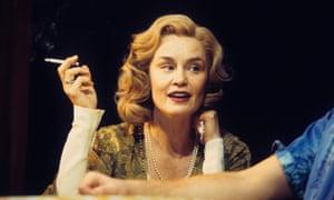 Jessica Lange at the Theatre Royal Haymarket