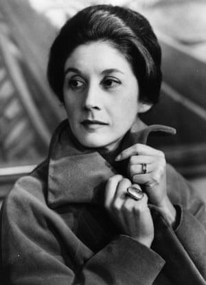 Nadine Gordimer in 1961.