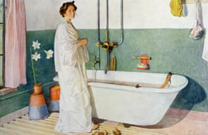 Why the modern bathroom is a wasteful, unhealthy design | Life and  To Bathroom Design on 1910 kitchen design, early 1900 bathroom design, 1800s kitchen design,