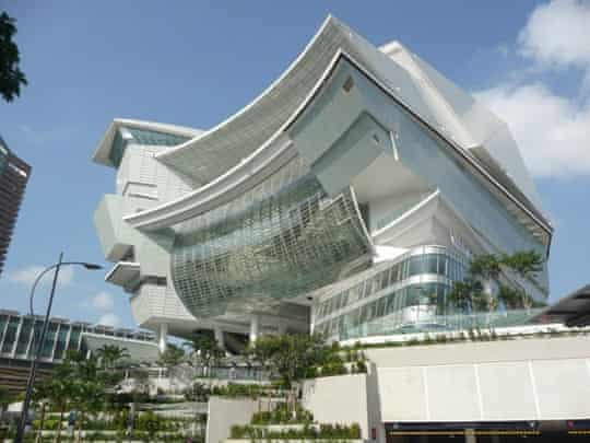Star Performing Arts Centre in Singapore