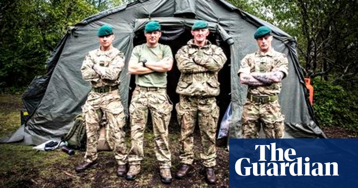 Royal Marines Commando School review – is spotlessness
