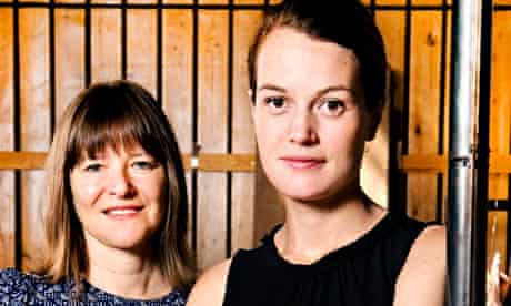 Lucy Guerin and Carrie Cracknell