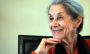 Nadine Gordimer in 2005.