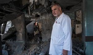 Nasser al Tatar  gaza city israel palestine
