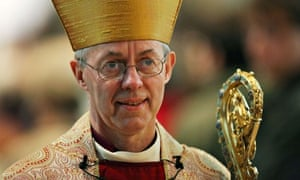 Archbishop of Canterbury criticises George Carey's support for 'right to die'
