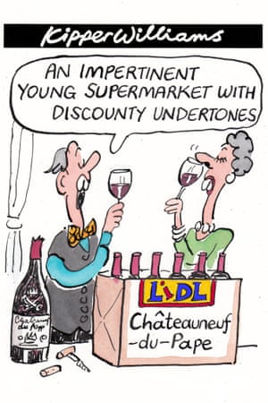 Kipper Williams On Lidl And Upmarket Wine Business The