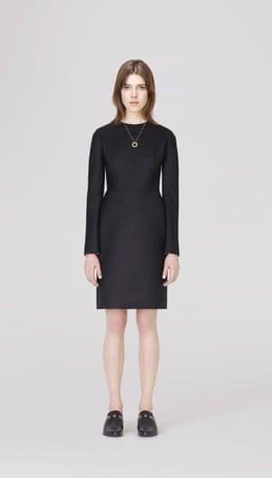 Wool dress by Cos