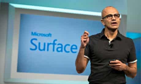 Nadella, Microsoft Corp chief executive