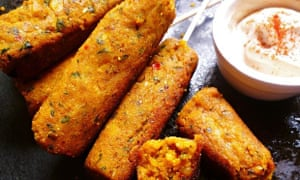 Leftover carrot recipe - Spicy carrot kofte