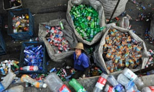 Live Better: Plasticland - China plastic recycling