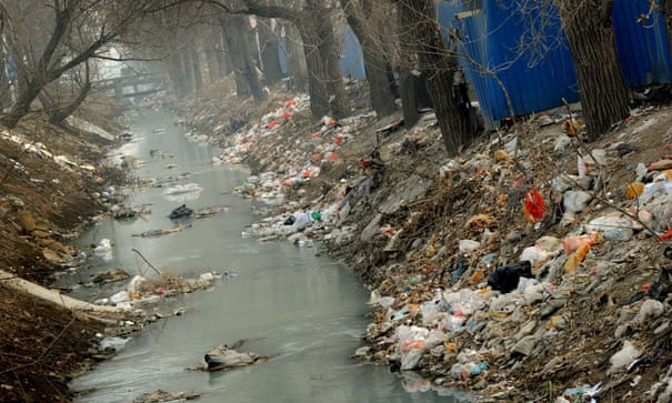 Plastic, poverty and pollution in China's recycling dead