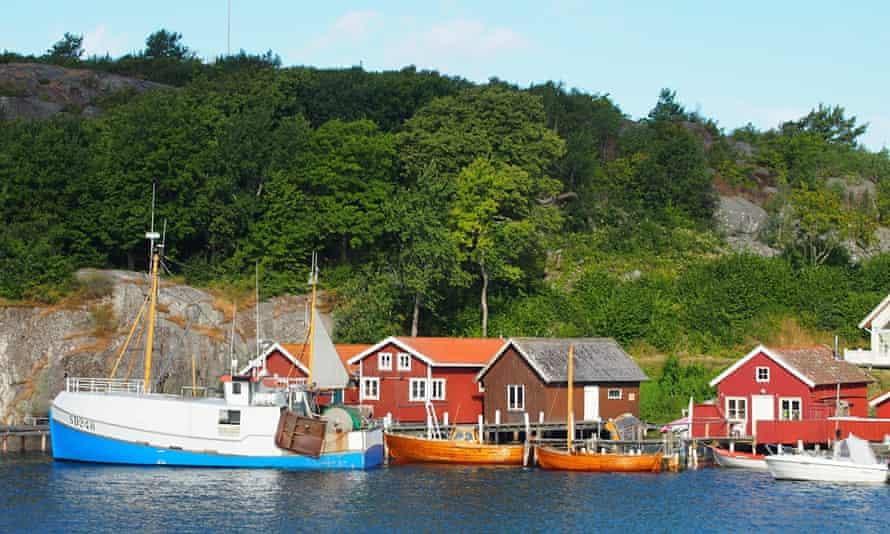 Sweden's western archipelago