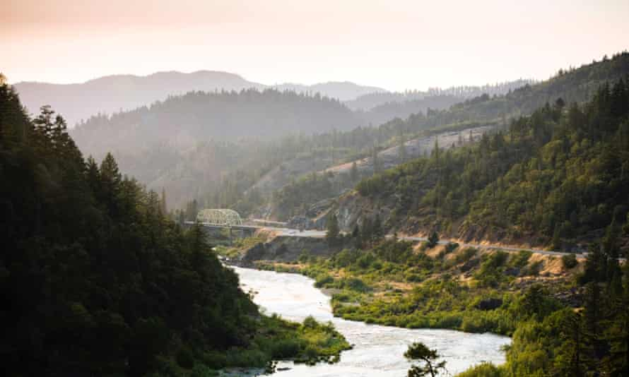 View of the Rogue River