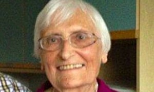 Olga Hudlická, physiologist, who has died aged 87