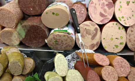 wurst case scenario - german sausage makers fined