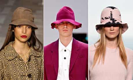 Bucket hat composite