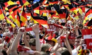 Germany team in Berlin