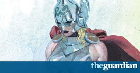 Marvel Comics Recasts Superhero Thor As A Woman Books The Guardian - Superheroes re imagined as if they were sponsored by big brands