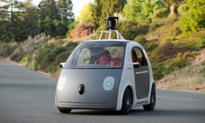 Self-driving cars are being worked on by Google and other technology companies.