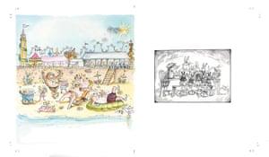 Babette: Beach
