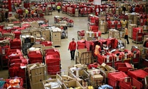 Royal Mail Processes Final Mail For Christmas Deadlines