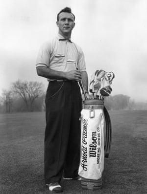 Arnold Palmer - 1953