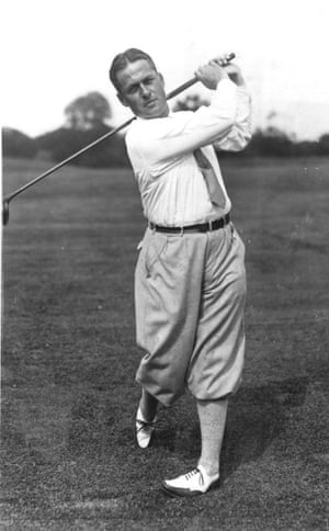 Bobby Jones in an undated photo