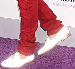 """Justin Bieber's 'Believe' film premiere, Los Angeles, America - 18 Dec 2013"""