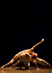 Sylvie Guillem and Russell Maliphant in Push
