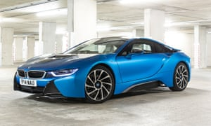 Bmw I8 Car Review Martin Love Technology The Guardian