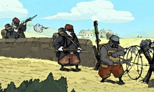 Valiant Hearts: The Great War review – an emotional gutpunch